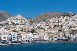 Syros Town (Cyclades)